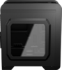 Корпус mATX AEROCOOL Qs-240, Micro-Tower, без БП,  черный вид 55