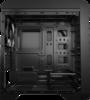 Корпус mATX AEROCOOL Qs-240, Micro-Tower, без БП,  черный вид 54