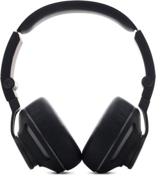 Наушники с микрофоном JBL SYNOE300ABNG, 3.5 мм, мониторы, черный