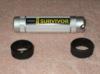 Флешка USB CORSAIR Survivor 16Гб, USB3.0, серебристый и черный [cmfsv3b-16gb] вид 3