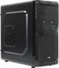 Корпус Aerocool Qs-183 IRU черный без БП mATX 2x120mm 2xUSB3.0 audio вид 3
