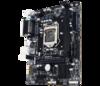 Материнская плата Gigabyte GA-H110M-DS2 Soc-1151 Intel H110 2xDDR4 mATX AC`97 8ch( (отремонтированный) вид 13