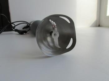 Блендер POLARIS PHB 0641, погружной, серый