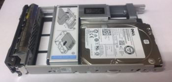 Жесткий диск Dell 1×300Gb SAS 10K 400-AJOU Hot Swapp 2.5/3.5