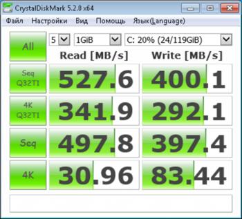 SSD накопитель PLEXTOR M6G Plus PX-128M6G+ 128Гб, M.22280, SATA III