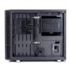 Корпус miniITX FRACTAL DESIGN Define Nano S Window, Mini-Tower, без БП,  черный вид 29