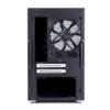 Корпус miniITX FRACTAL DESIGN Define Nano S Window, Mini-Tower, без БП,  черный вид 26