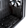 Корпус miniITX FRACTAL DESIGN Define Nano S Window, Mini-Tower, без БП,  черный вид 22