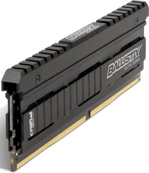 Модуль памяти CRUCIAL Ballistix Elite BLE8G4D26AFEA DDR4— 8Гб 2666, DIMM, Ret