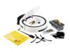Робот-пылесос KITFORT КТ-518, 20Вт, белый/черный вид 11