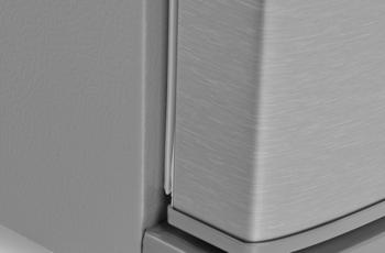 Холодильник LG GA-B409UMDA, двухкамерный, серебристый