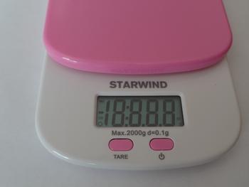 Весы кухонные STARWIND SSK2157, розовый
