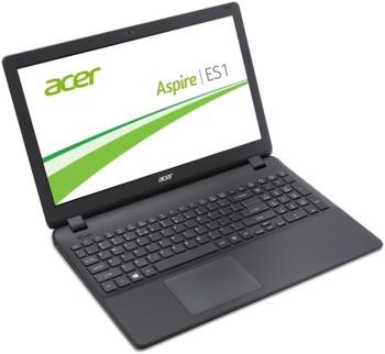 Ноутбук ACER Aspire ES1-571-36HV, 15.6, Intel Core i35005U 2ГГц, 8Гб, 1000Гб, Intel HDGraphics 5500, DVD-RW, Linpus, NX.GCEER.056, черный
