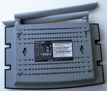 Беспроводной роутер TP-LINK Archer C50, синий