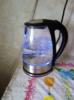 Чайник электрический STARWIND SKG7650, 2200Вт, серебристый и черный вид 5
