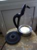 Чайник электрический STARWIND SKG7650, 2200Вт, серебристый и черный вид 4