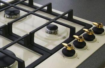 Варочная панель ELECTRONICSDELUXE TG4750231F -022, независимая, бежевый