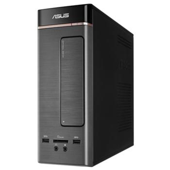 Компьютер ASUS K20CD-RU037T, Intel Pentium G4400, DDR44Гб, 500Гб, NVIDIA GeForce GT720— 2048 Мб, DVD-RW, CR, Windows 10, черный [90pd01n2-m07370]