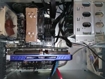 Видеокарта PALIT nVidia GeForce GTX 1080 , PA-GTX1080GameRock Premium 8G, 8Гб, GDDR5X, Ret [neb1080h15p2-1040g]