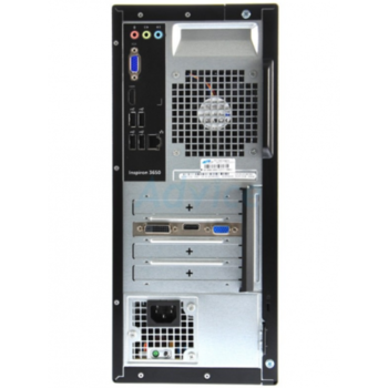 Компьютер DELL Vostro 3650, Intel Core i36100, DDR34Гб, 500Гб, nVIDIA GeForce 705— 2048 Мб, DVD-RW, CR, Linux, черный [3650-0298]
