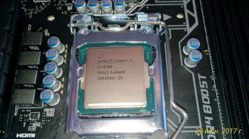 Процессор INTEL Core i76700, LGA 1151, BOX