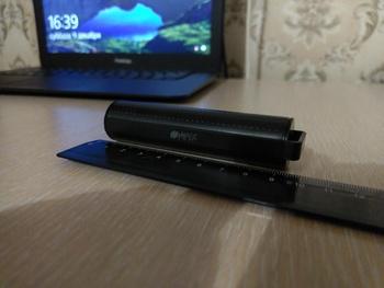 Внешний аккумулятор (Power Bank) HIPER SP2600, 2600мAч, черный [sp2600black]