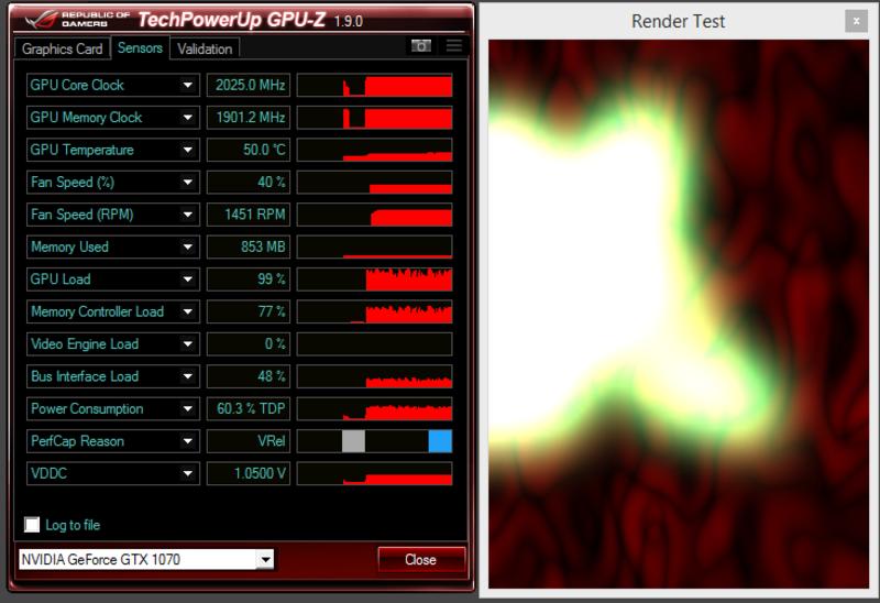 Видеокарта ASUS nVidia GeForce GTX 1070 , STRIX-GTX1070-O8G-GAMING