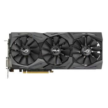 Видеокарта ASUS nVidia GeForce GTX 1060 , STRIX-GTX1060-O6G-GAMING, 6Гб, GDDR5, OC, Ret