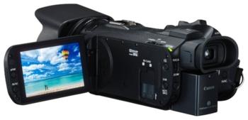 Видеокамера CANON Legria HFG40, черный, Flash [1005c003]