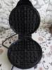Вафельница SINBO SSM 2524,  черный вид 20