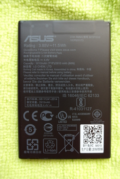 Смартфон ASUS ZenFone Go TV16Gb, G550KL, белый