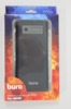 Внешний аккумулятор (Power Bank) BURO RA-12000-AL-BK,  12000мAч,  черный вид 13