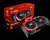 Видеокарта MSI Radeon RX 480,  RX 480 GAMING X 4G,  4Гб, GDDR5, OC,  Ret вид 13