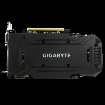 Видеокарта GIGABYTE nVidia GeForce GTX 1060 , GV-N1060WF2OC-3GD, 3Гб, GDDR5, OC, Ret