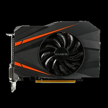 Видеокарта GIGABYTE nVidia GeForce GTX 1060 , GV-N1060IXOC-3GD, 3Гб, GDDR5, OC, Ret