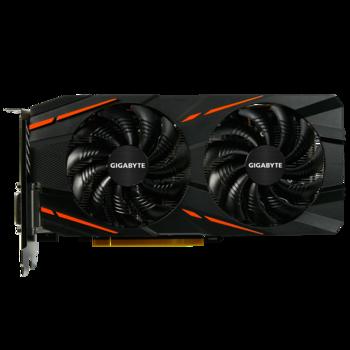 Видеокарта GIGABYTE AMD Radeon RX470 , GV-RX470G1GAMING-4GD, 4Гб, GDDR5, Ret