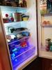 Холодильник BEKO RCNK356E21X,  двухкамерный, нержавеющая сталь вид 3