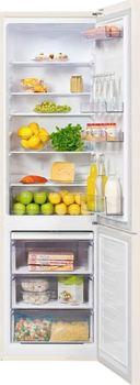 Холодильник BEKO RCSK379M20B, двухкамерный, бежевый