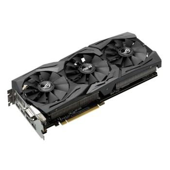 Видеокарта ASUS AMD Radeon RX480 , STRIX-RX480-O8G-GAMING, 8Гб, GDDR5, Ret