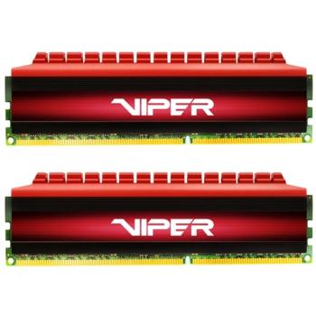 Модуль памяти PATRIOT Viper 4PV416G266C5K DDR4— 2x 8Гб 2666, DIMM, Ret