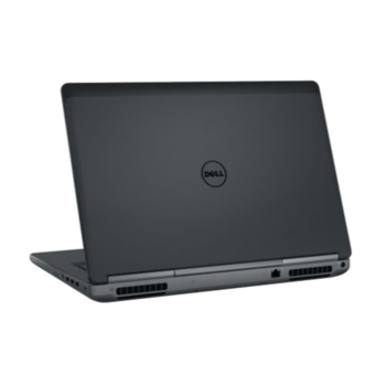 Ноутбук DELL Precision 7710, 17.3, Intel Xeon E3-1535M 2.9ГГц, 32Гб, 1000Гб, 512Гб SSD, nVidia Quadro M5000M — 8192 Мб, Windows 7 Professional, 7710-9860, черный