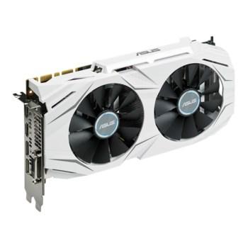 Видеокарта ASUS nVidia GeForce GTX 1070 , DUAL-GTX1070-O8G, 8Гб, GDDR5, OC, Ret