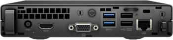 Компьютер HP260G2, Intel Celeron 3855U, DDR44Гб, 500Гб, Intel HDGraphics 510, Windows 10, черный [y5q45es]