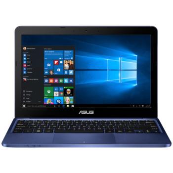 Ноутбук ASUS R209HA-FD0047TS, 11.6, Intel Atom X5Z83501.44ГГц, 2Гб, 32Гб SSD, Intel HDGraphics 400, Windows 10, 90NL0072-M03310, темно-синий