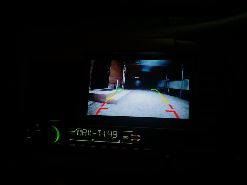 Камера заднего вида Interpower IP-980 HD - фото 8