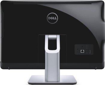 Моноблок DELL Inspiron 3263, 21.5, Intel Pentium 4405U, 4Гб, 1000Гб, Intel HDGraphics 510, Windows 10Home, черный [3263-2792]