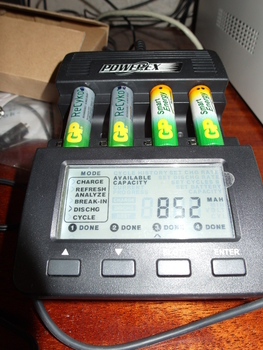 AA/AAA Аккумулятор + зарядное устройство GPSmart Energy U211100/40SEFR, 4 шт.