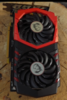 Видеокарта MSI nVidia  GeForce GTX 1050TI ,  GeForce GTX 1050 Ti GAMING X 4G,  4Гб, GDDR5, OC,  Ret вид 16