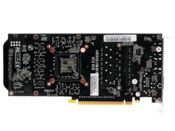 Видеокарта PALIT nVidia GeForce GTX 1060 , PA-GTX1060STORMX 6G, 6Гб, GDDR5, Ret [ne51060015j9-1061f]