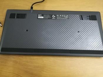 Клавиатура LOGITECH G213Prodigy, USB, c подставкой для запястий, черный [920-008092]